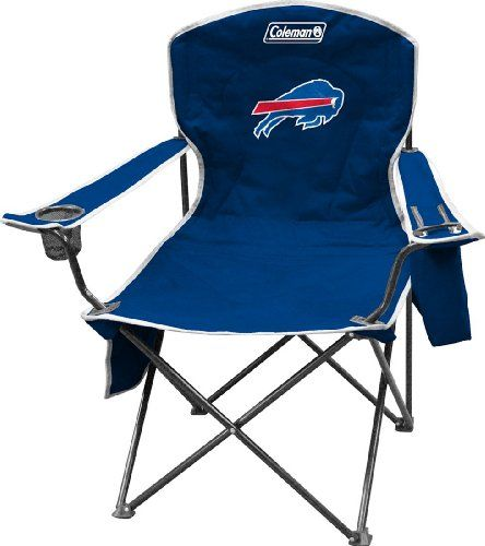 NFL Bills Cooler Quad Chair