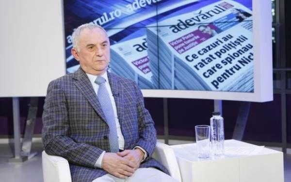 """Prof. dr. Leon Zăgrean, şeful Catedrei de Fiziologie a Universităţii de Medicină şi Farmacie """"Carol Davila"""", din Bucureşti şi fondatorul primului"""