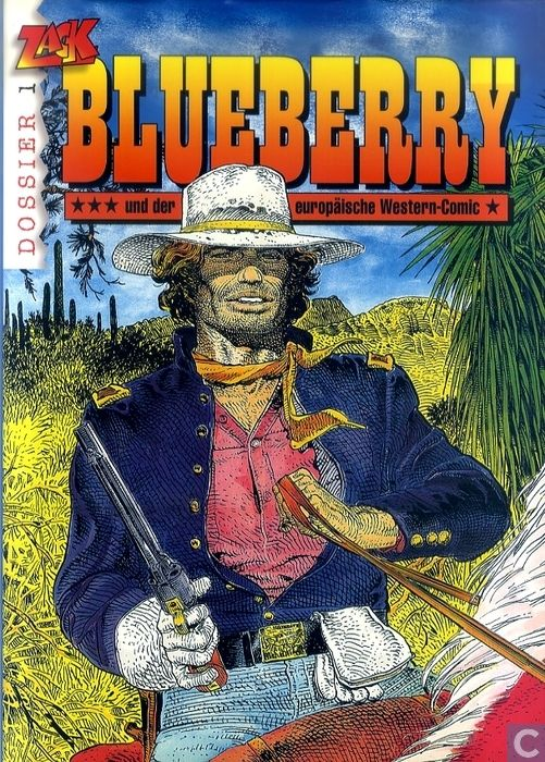 blueberry comics - Google претрага
