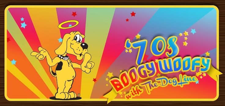 Join our 70's Boogy Woofy Competition! You Enter - We Donate - and You Win. And So does animal Rescue in Australia.    http://www.thedogline.com.au/boogy-woofy-competition
