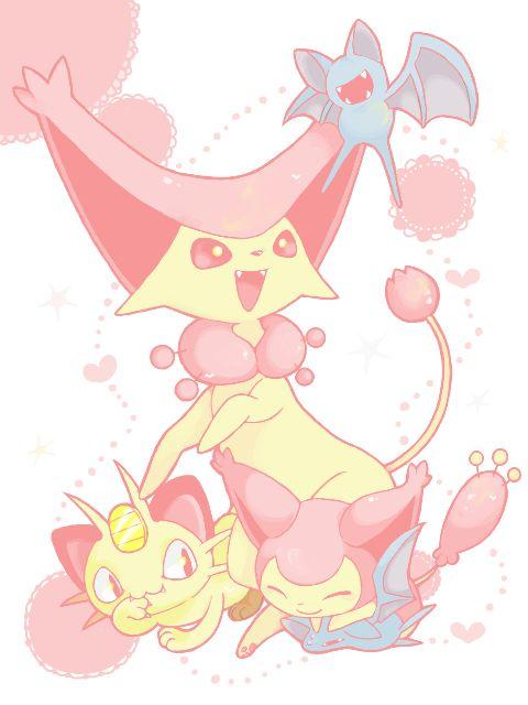17 best images about meowth on pinterest persian pokemon eevee and pokemon shaming - Pokemon skitty ...