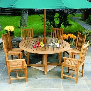 Kingsley Bate Essex Teak Dining Table Available In Various Sizes