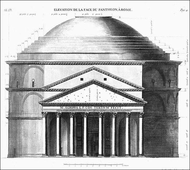 17 Best Images About History Exam Pantheon Miniature Scale Model On