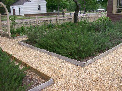 ccbbae3663e6c347e43ac9dcc1426844--garden-layouts-pea-gravel South West Brick Pea Gravel Garden Design on
