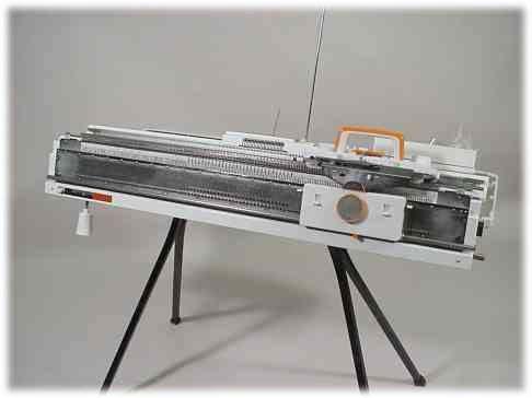 TOYOTA knitting machine information