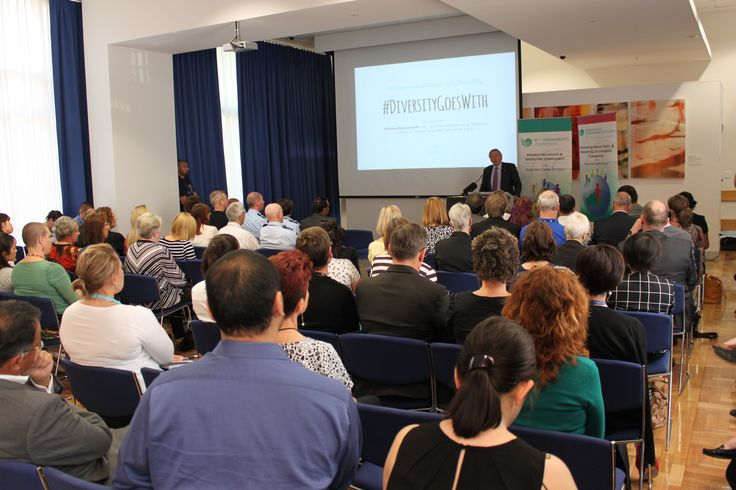 UNIC Canberra partnering with the ACT Human Rights Commission: celebrating International Day of Tolerance by speaking at the Commission's new campaign celebrating Canberra's diversity.
