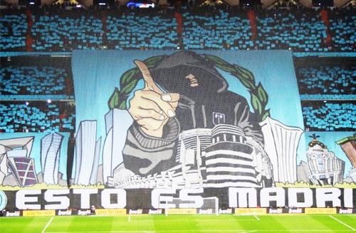 Esto es Madrid.