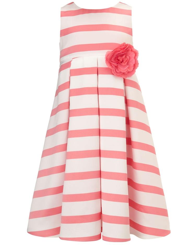 Monsoon ss13 Sundae Stripe Dress