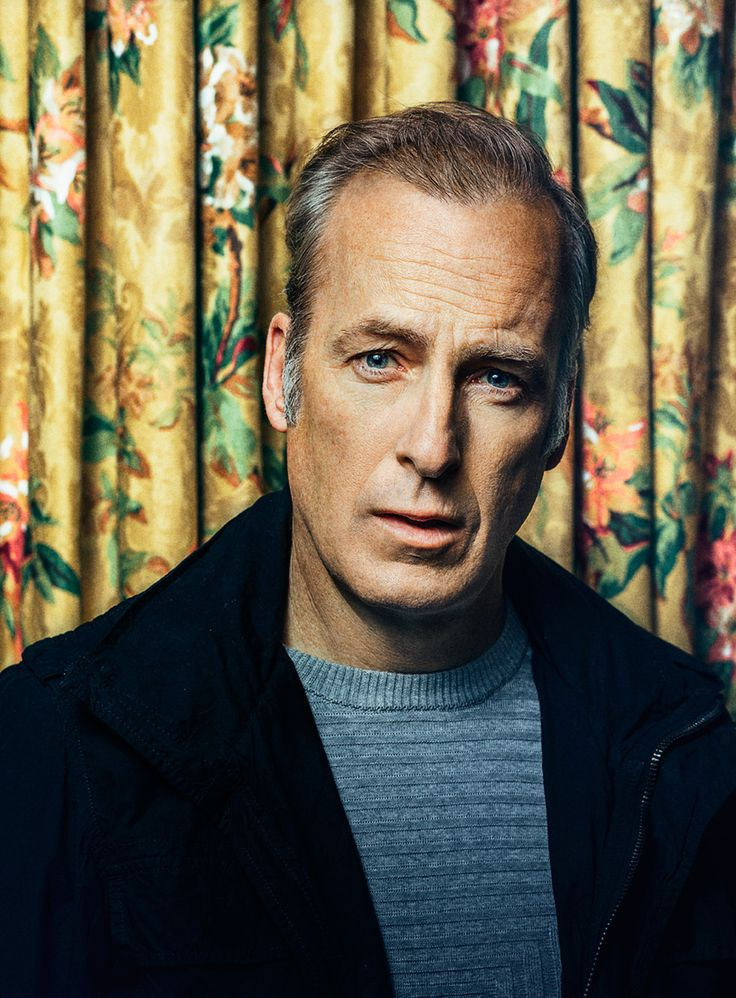 Actor BOB ODENKIRK photographed by JONAS HOLTHAUS . PHOTOGRAPHY BERLIN