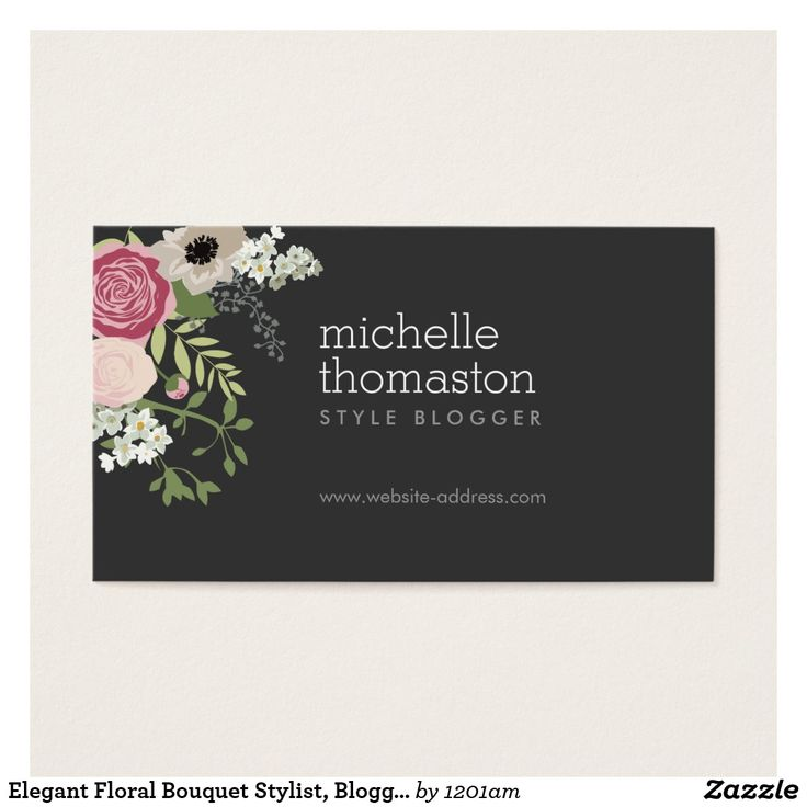 273 best Chic Business Cards for Networking images on Pinterest ...