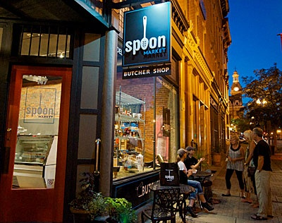Spoon Market is a delight in Wooster, Ohio!