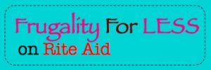 Rite Aid Matchups 2/10 - 2/16 - http://www.frugalityforless.com/rite-aid-matchups-210-216/