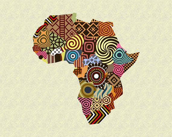 Burkina Faso Map Print Ouagadougou West African Design Poster Etsy Gecko Wall Art Map Art Print Map Art