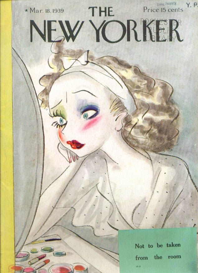 Les couvertures du magazine The New Yorker The New Yorker Cover 44 featured design art