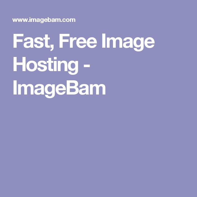 Fast, Free Image Hosting - ImageBam
