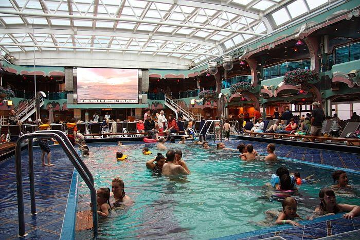 Carnival Splendor  Cruise Review & Photos