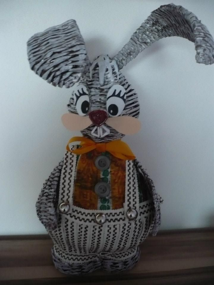tretí zajačik