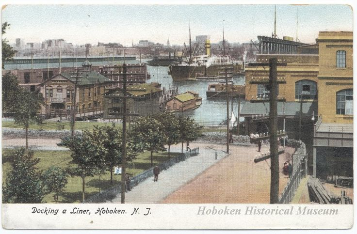 hoboken hook up Hudson county, a county in the us  restricted development though some urbanization took place in at paulus hook and hoboken,  (population 5,000 and up) .