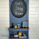 Repurposed Vintage Screen Door - My Repurposed Life™
