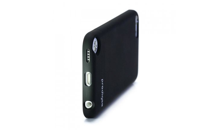 iPod Touch 5G Sleek Slider Black case by Prodigee* (on sale now) www.bluebugaccessories.com