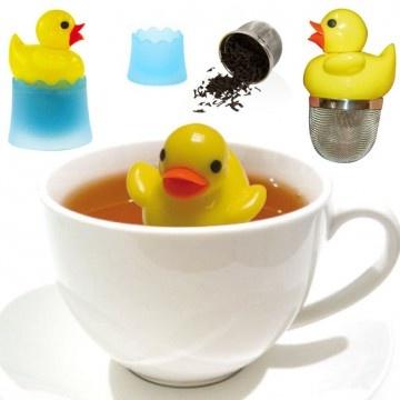 Infusor de té Patito Tea Duckie
