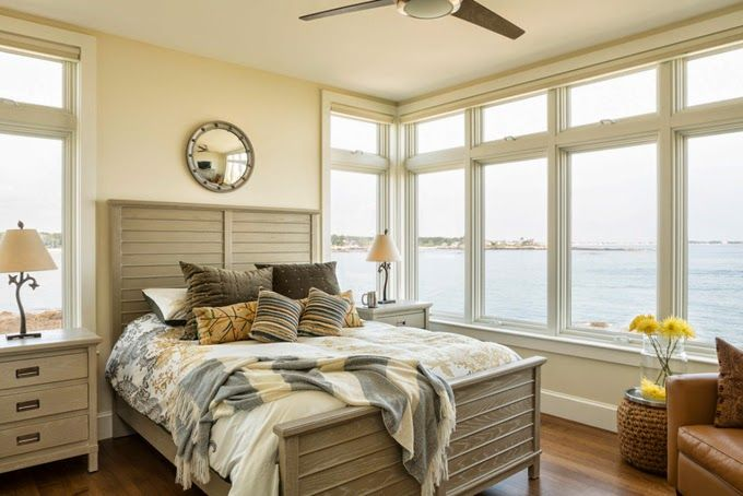 Love all the windows!  Caleb Johnson Architects + Builders