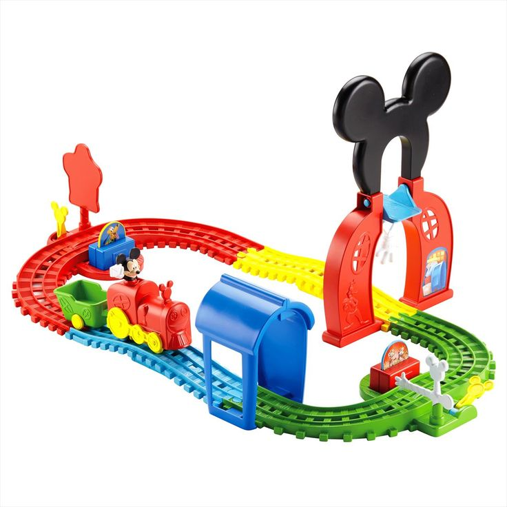 Mickey Mouse Clubhouse – Mouska Train Express Playset