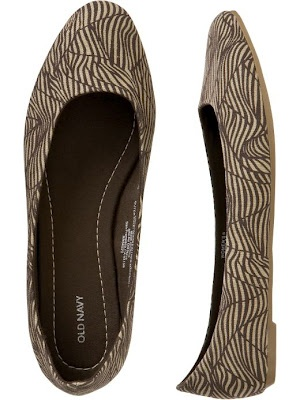 discontinued Old Navy safari shoes - they went with everything.