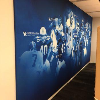 UK Football Training Room 2