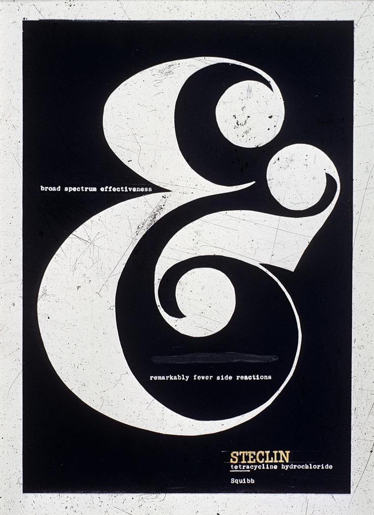 Designer: John Pistilli at Herb Lubalin's studio #typography #letteting #typedesign