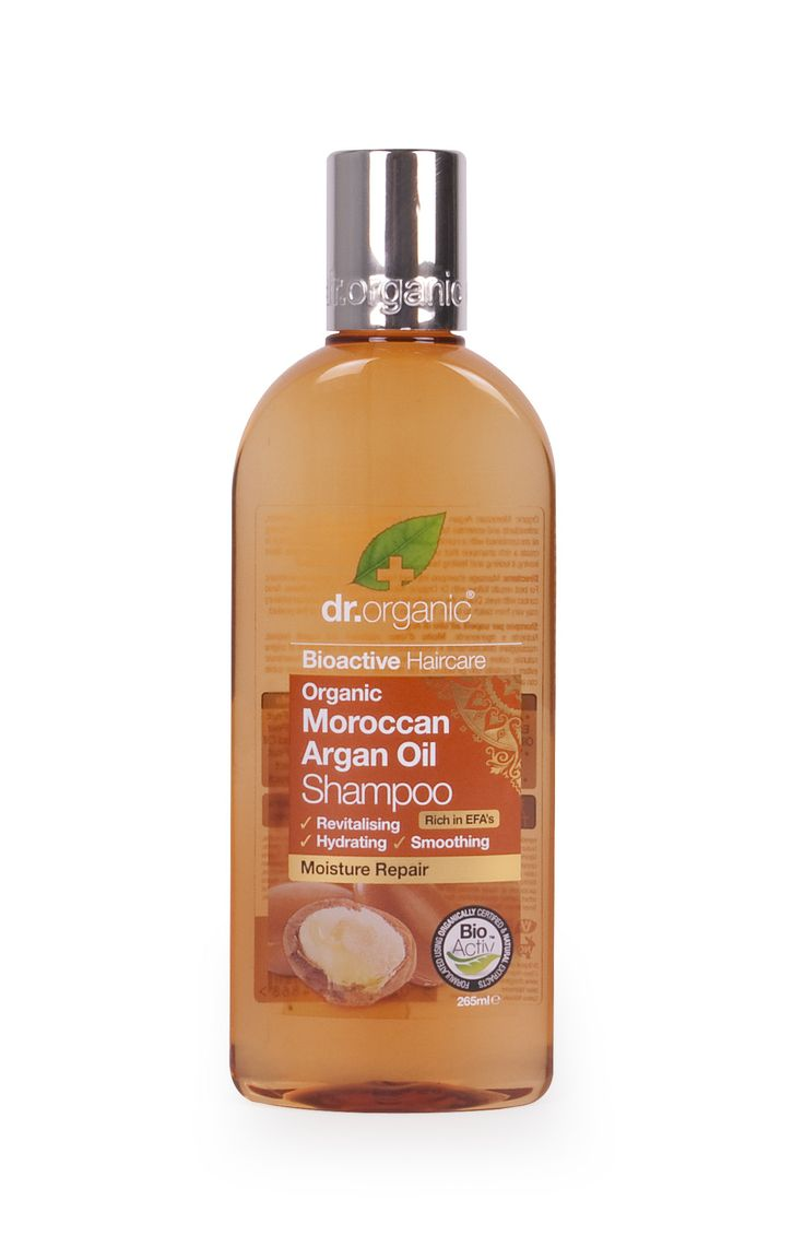 Shampoo - Dr. Organic