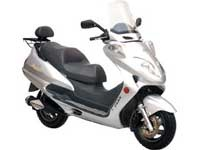 Touring Deluxe 250 250cc Gas Scooter