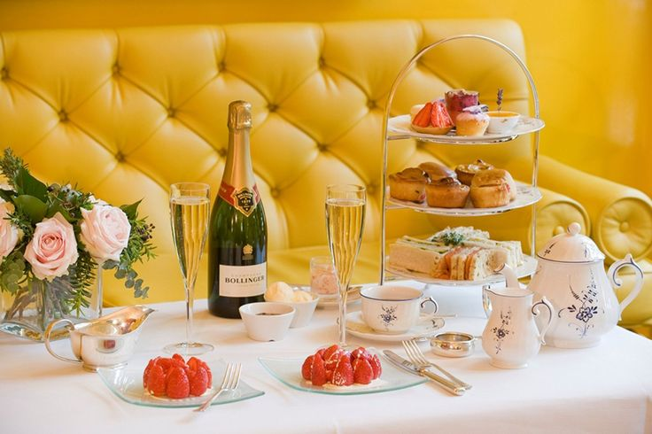 Best afternoon tea in London: The Goring Hotel (Condé Nast Traveller)