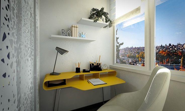 Революционный дизайн маленькой квартиры с перепланировкой