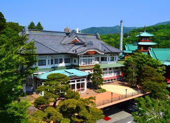 Fujiya Hotel, the most classic hotel in Japan