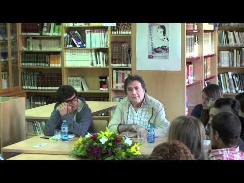 Encuentro de Luis Landero 3
