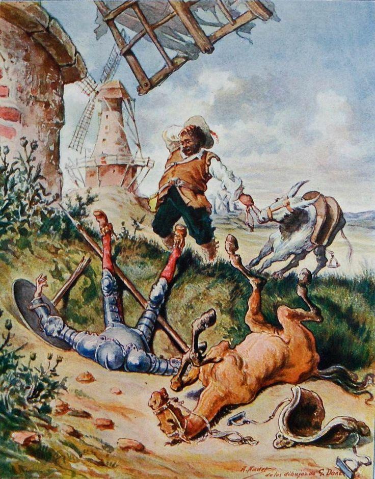 Resultado de imagen para don quijote de la mancha   Don