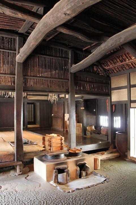 民家、日本家屋/ minka, japanese house