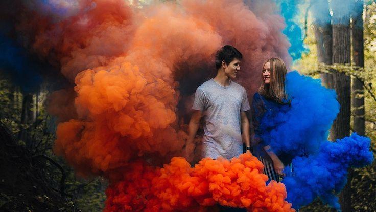 Фотографии Дымовые шашки, Цветной дым, Фаеры ✔   212 фотографий