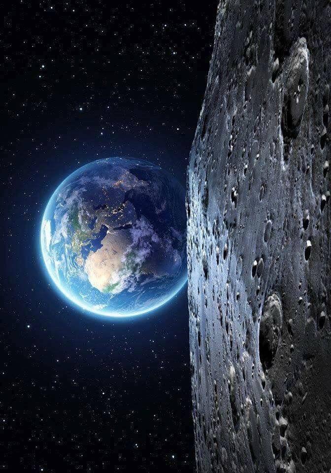 Simple Quotes Wallpaper For Iphone La Terre Vue De L Espace Universum Weltraum Planeten