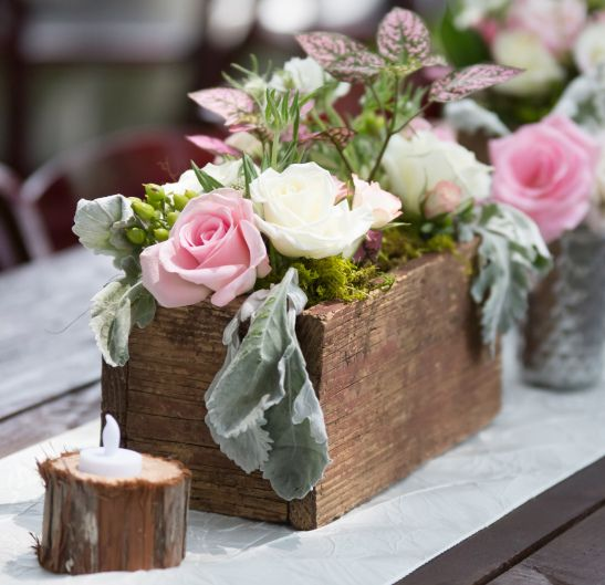 Rustic Wedding Flowers Ideas: 25+ Best Ideas About Rustic Flower Arrangements On