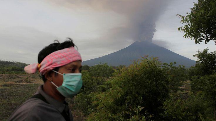 FOX NEWS: Bali volcano spews ash amid signs of imminent major eruption