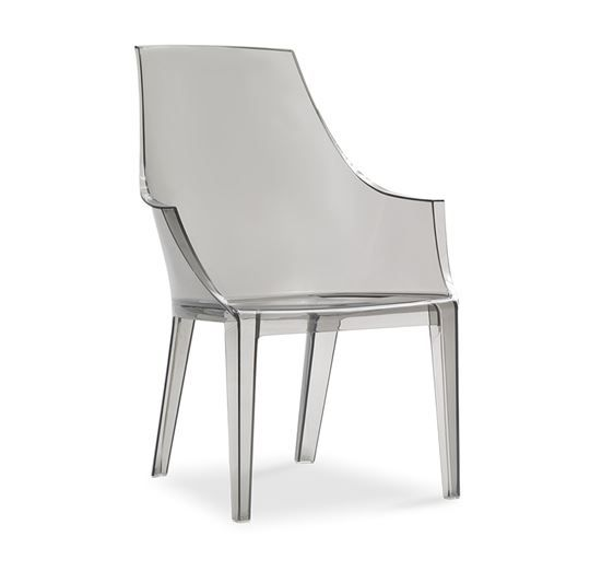 CLAIR SMOKE CHAIR<BR>[available online and in stores]