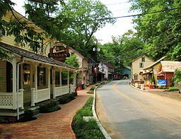 St. Peter's Village, Warwick Township, Chester County, PA - where my great-grandma was born