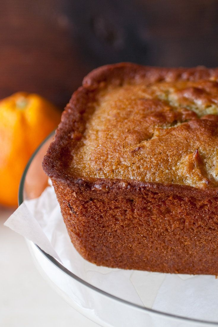 NYT Cooking: There are cakes that can be made without turning on (or having to clean) the food processor or electric mixer. This is one of them. The recipe, inspired by Dorie Greenspan's extra-virgin olive oil cake, uses blood oranges, which leave the cut loaf dappled with ruby dots. It's a lovely presentation, but regular oranges could be used, too.