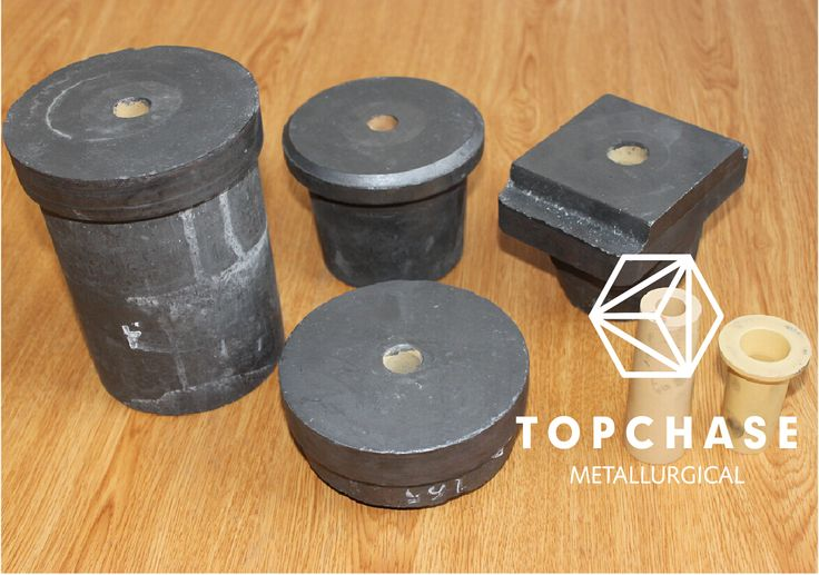 Tundish Metering Nozzle for steel casting