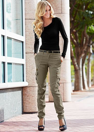 1000  ideas about Cargo Pants Outfit on Pinterest | Pants outfit ...