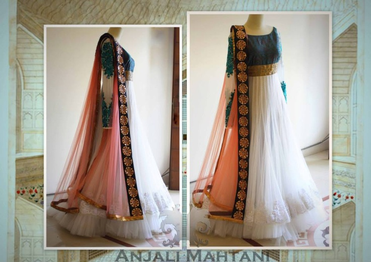 Anjali Mahtani Couture. Want a replica? mail with picture to zifaafstudio@gmail.com