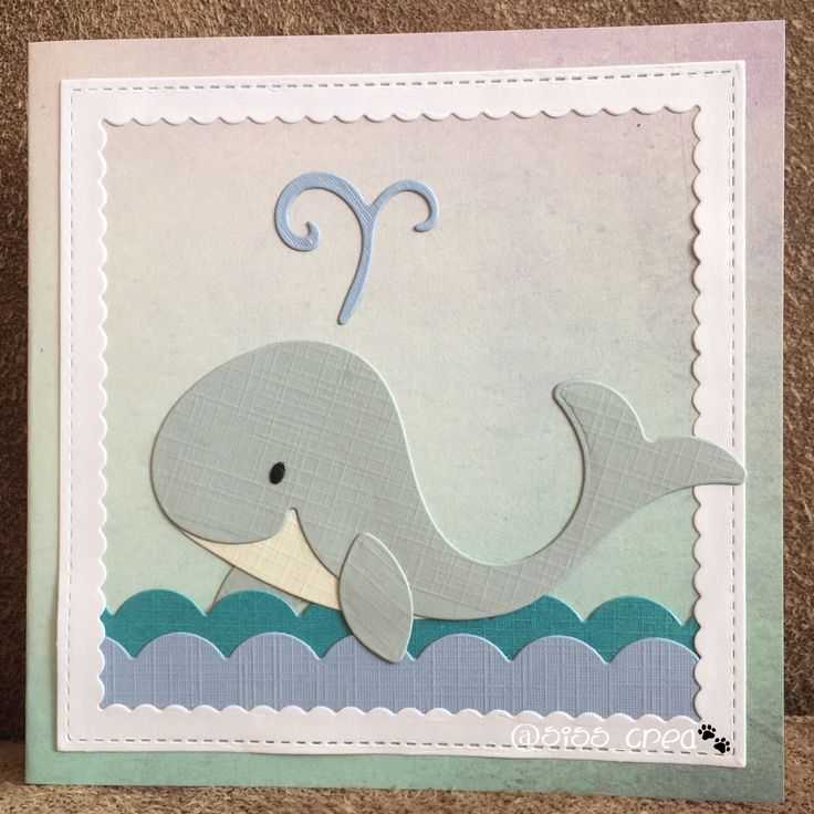 Marianne Design Collectable - Eline`s walvis COL1430