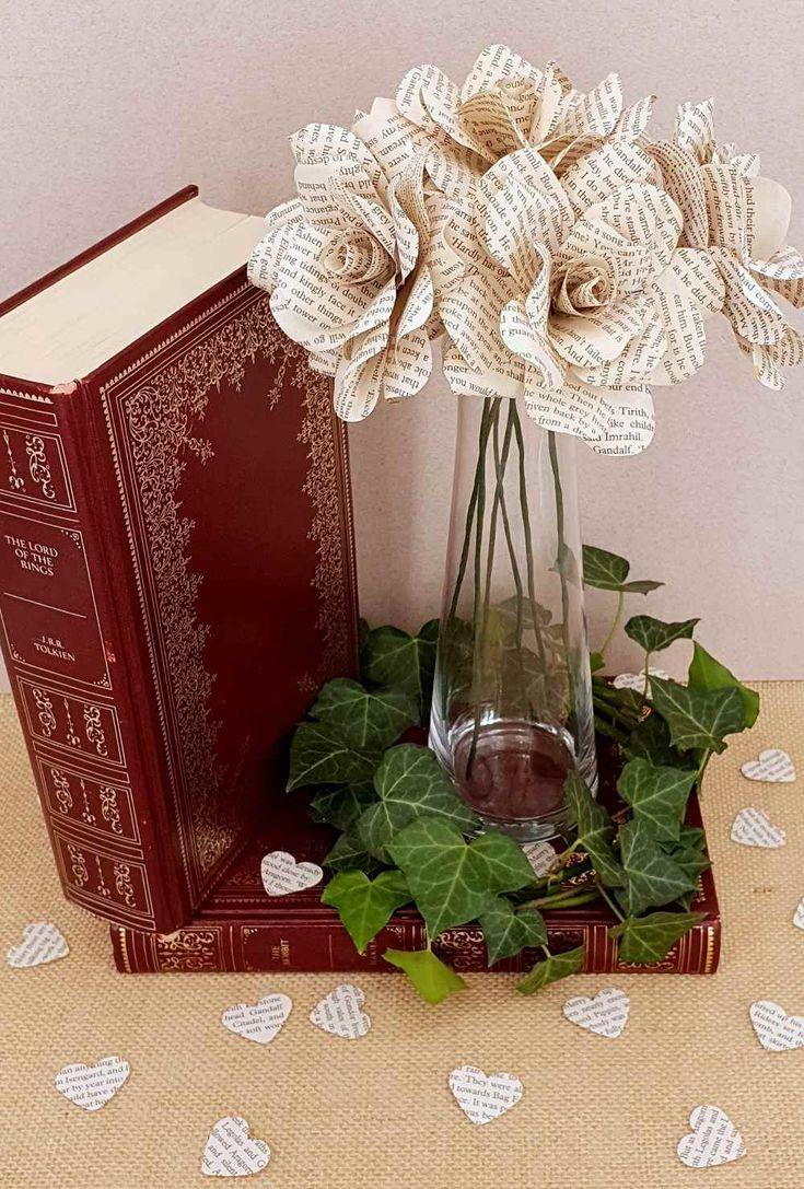Lord of the Rings flowers handmade